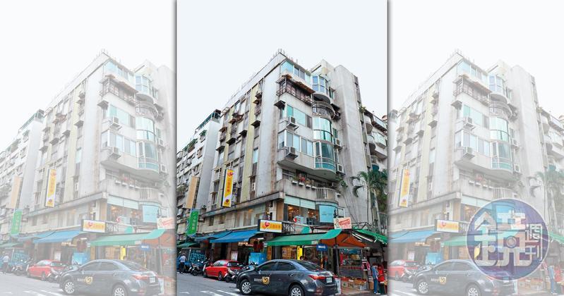 涉及性侵的事發處就在鈕承澤位於台北市東區的頂樓加蓋住處。