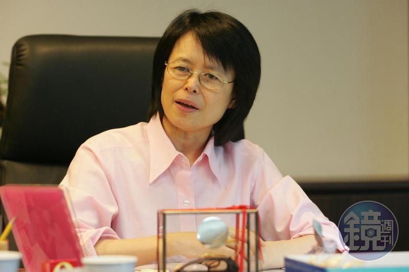 詹彩虹在台苯當顧問,協助吳怡青看管公司。(資料照片)
