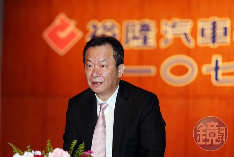 裕隆集團10日發出聲明,旗下自主品牌納智捷(LUXGEN)將由裕隆集團副執行長陳國榮接掌。