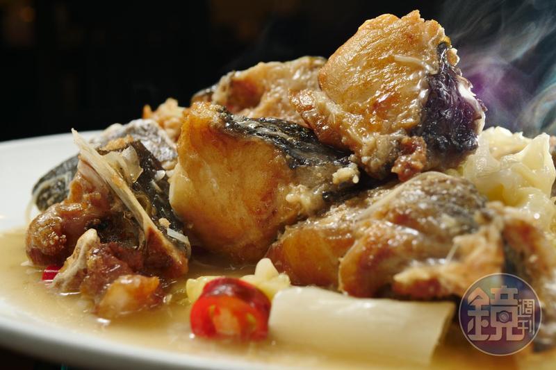 「鮮魚店」使用的魚貨,8成來自澎湖。