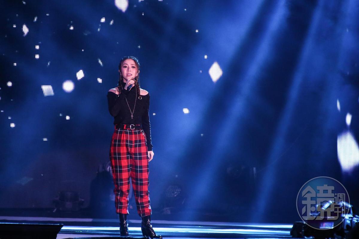 鄧紫棋將今年底最後一場台灣演出獻給新北市歡樂耶誕城「巨星耶誕演唱會」。