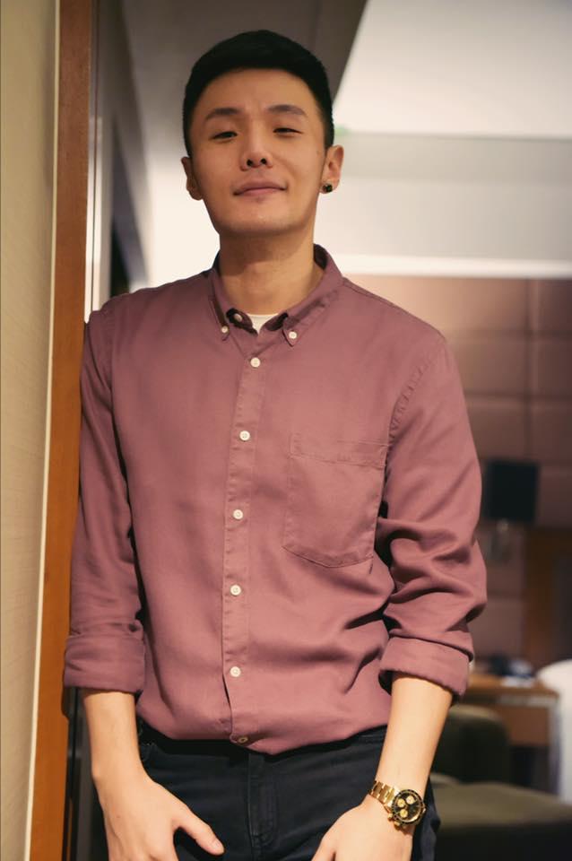 李榮浩曾高調在演唱會上對女友楊丞琳示愛。(翻攝自李榮浩臉書)