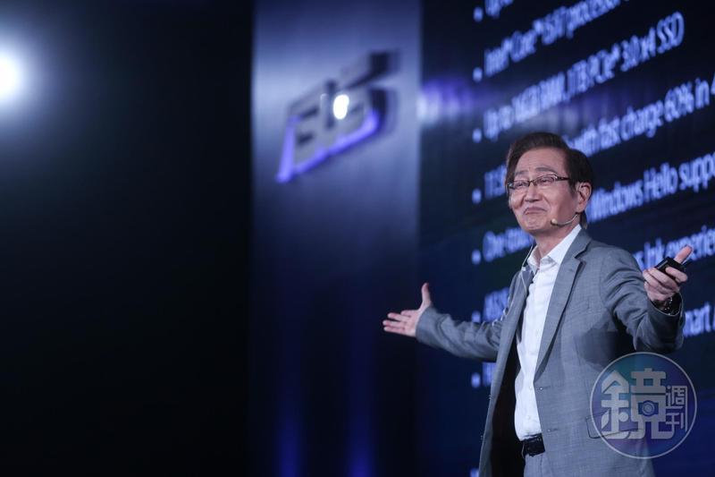 施崇棠砸百億投資AIOT新事業,希望3年內成為領導廠商。