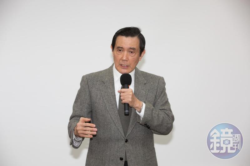 前總統馬英九,針對江宜樺赴台大演講遇抗議一事表示「已經過了4年還要這樣追殺」。