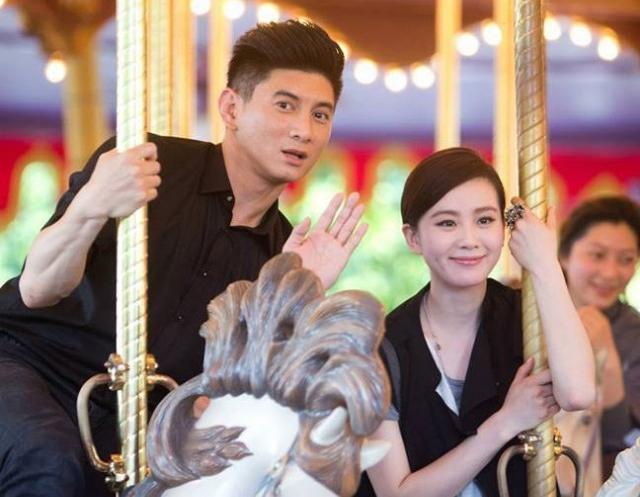 吳奇隆在微博報喜,表達老婆懷孕的喜悅。(翻攝自吳奇隆微博)