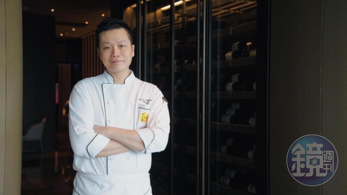 「望月樓」主廚蘇權暉有25年餐飲資歷,師承米其林3星餐廳主廚吳志佳,擅長新派粵式、川湘料理。