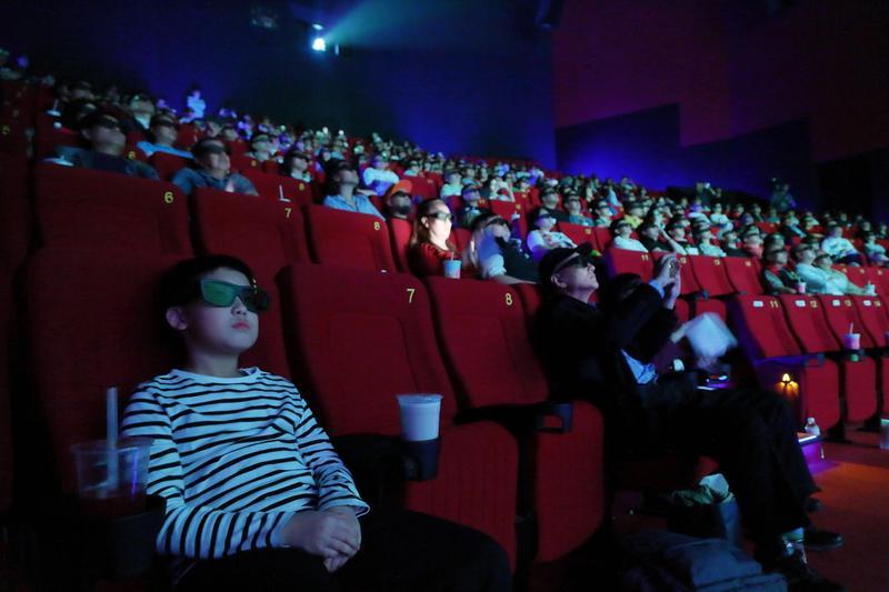 東台灣首座IMAX影廳,擁有先進的光學技術、全新12.0道環繞音響體驗。(威秀影城提供)