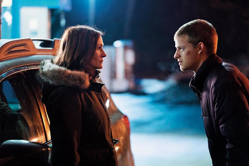 《班恩回家》直面深入地帶觀眾進入毒癮者世界,與其他親情電影在張力上有顯著差異。(采昌提供)