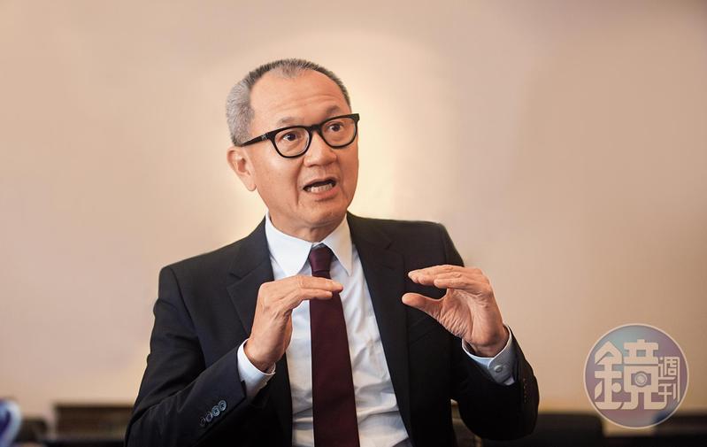 陳泰銘很自豪沒有一個客戶占營收超過3%,不會被單一客戶影響生意。(本刊資料照)
