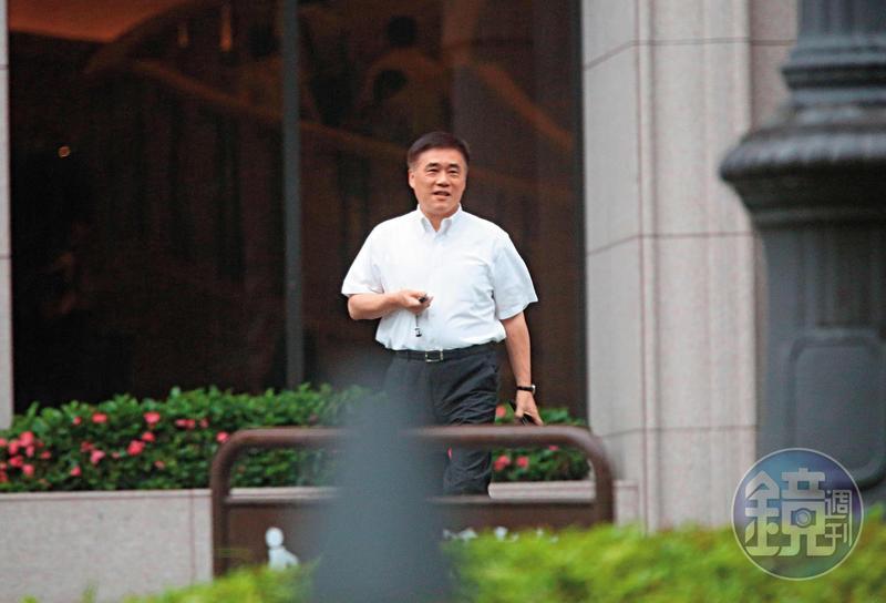今年6月18日郝龍斌在美福飯店與游淑慧喝下午茶,直到傍晚5點多才離開。