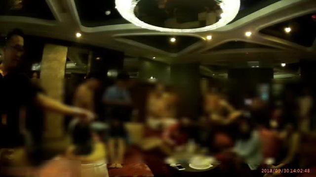 LINE群組「房間很多人」9女19男參與性愛雜交派對,主辦3人遭媒介性交罪起訴。(警方提供)