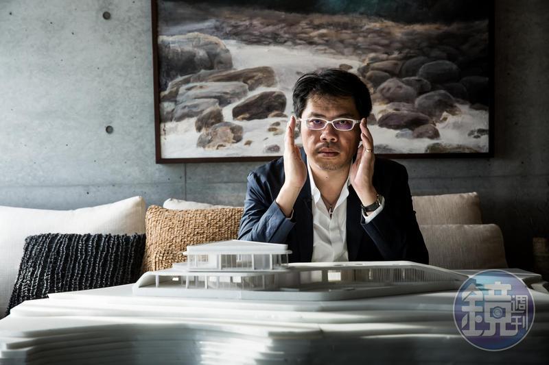 沒喝過洋墨水、沒上過一天建築學校,就像建築大師安藤忠雄一樣,羅耕甫靠著自學在世界建築舞台上發光。