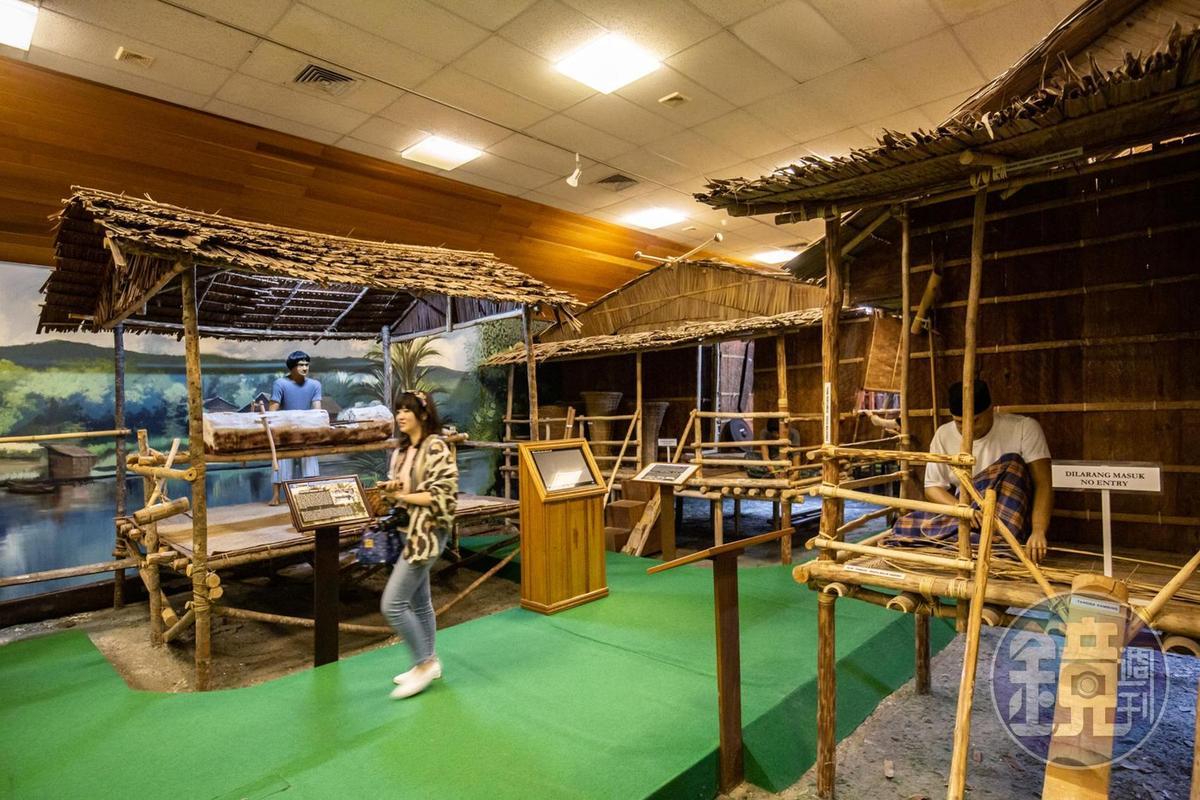 要去水上村落前,可以先到「馬來文化中心」認識汶萊水上人家的歷史演變。