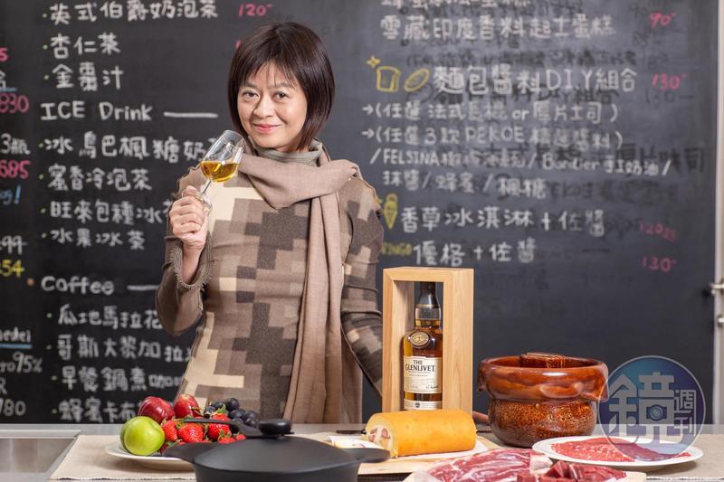 美食家葉怡蘭選出自己最想收到的年度好禮,有點難得的食物類是最佳送禮方向。