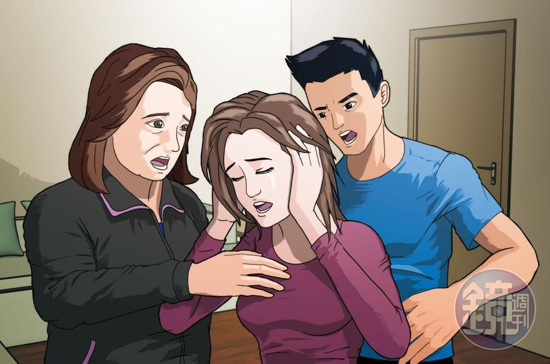 鄭世曜除了強行對女黨工舌吻、摸乳,還把手鑽進對方內褲襲臀,行徑十分惡劣。