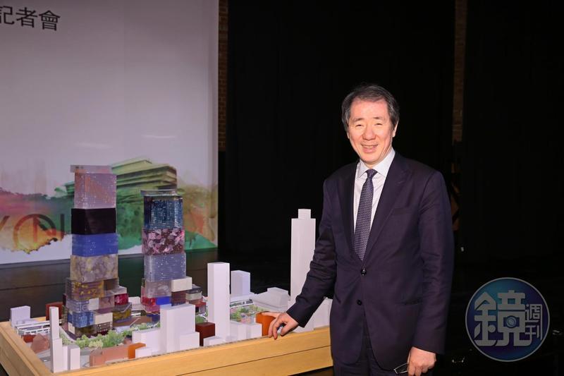 于品海在台北車站商圈規劃6萬坪商場,被台灣業者認為是一項艱鉅的挑戰。