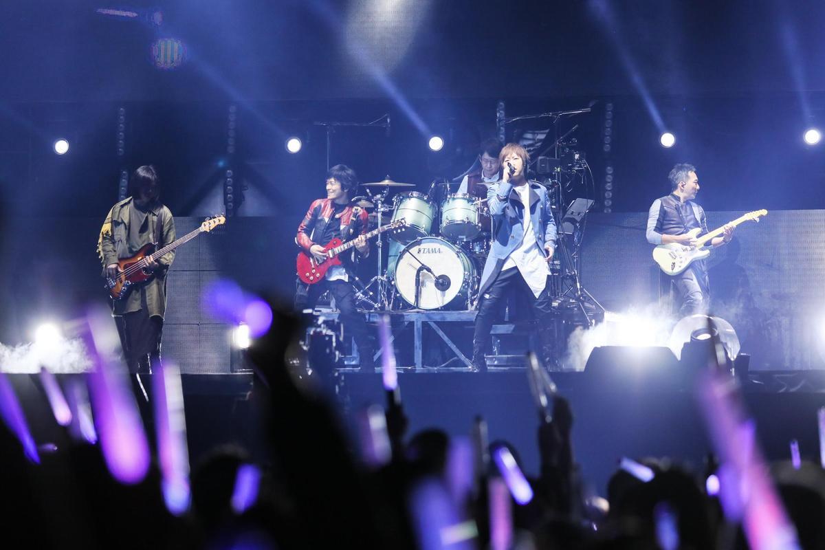 五月天演唱會開放點歌,送給歌迷〈寵上天〉。(相信音樂提供)