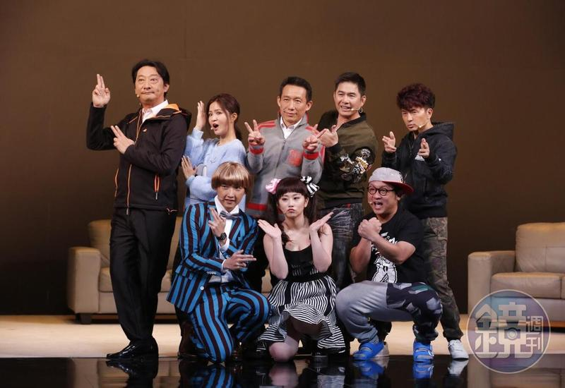 舞台劇《悶鍋出任務》今晚首演。