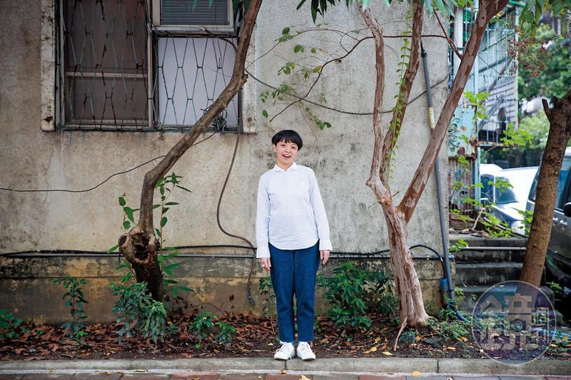 温又柔要證明,日語不只屬於「日本人」,她要用日文書寫跨越國境的故事。