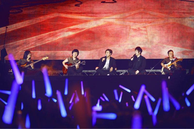 五月天演唱會總給歌迷帶來許多歡樂。(相信音樂提供)