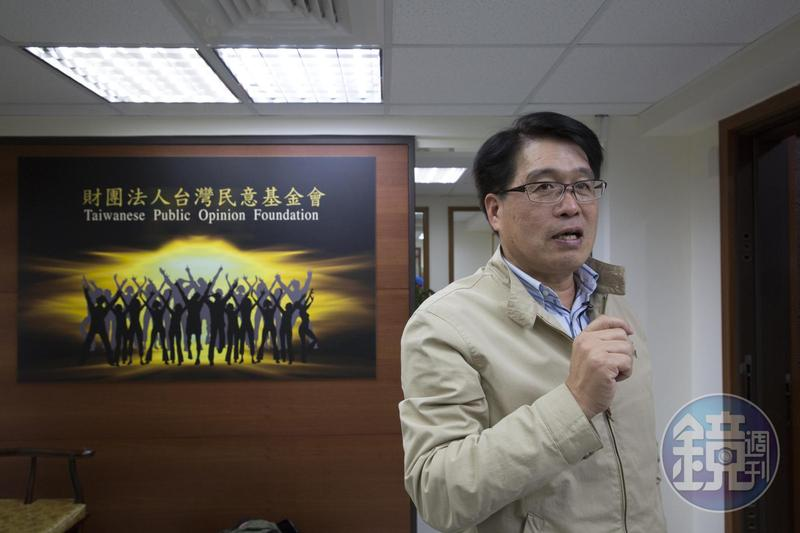 民進黨主席補選結果今(6日)出爐,參選人之一游盈隆雖落敗,但仍表示會回來跟大家一起打拚。