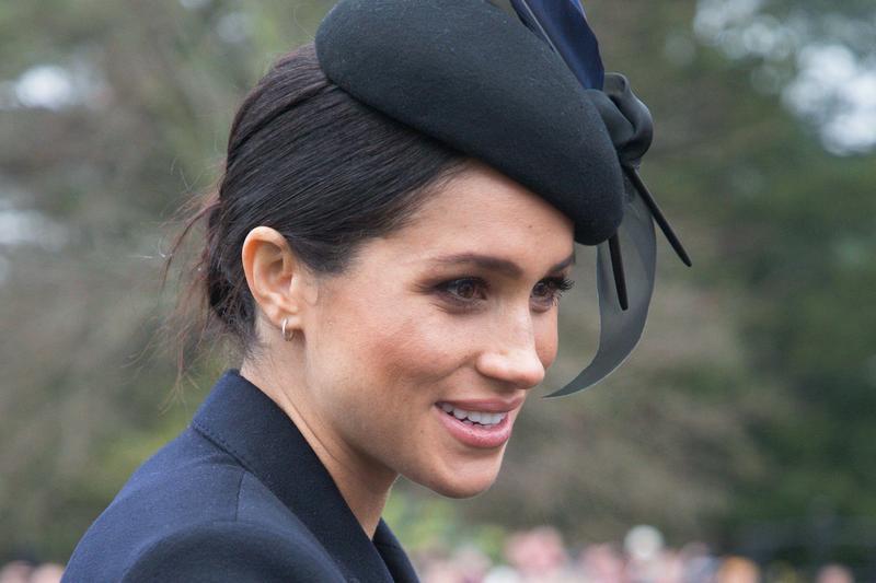美國黑白混血、平民出身的梅根,是如今英國王室成員中最受媒體青睞的焦點人物之一。(東方IC)
