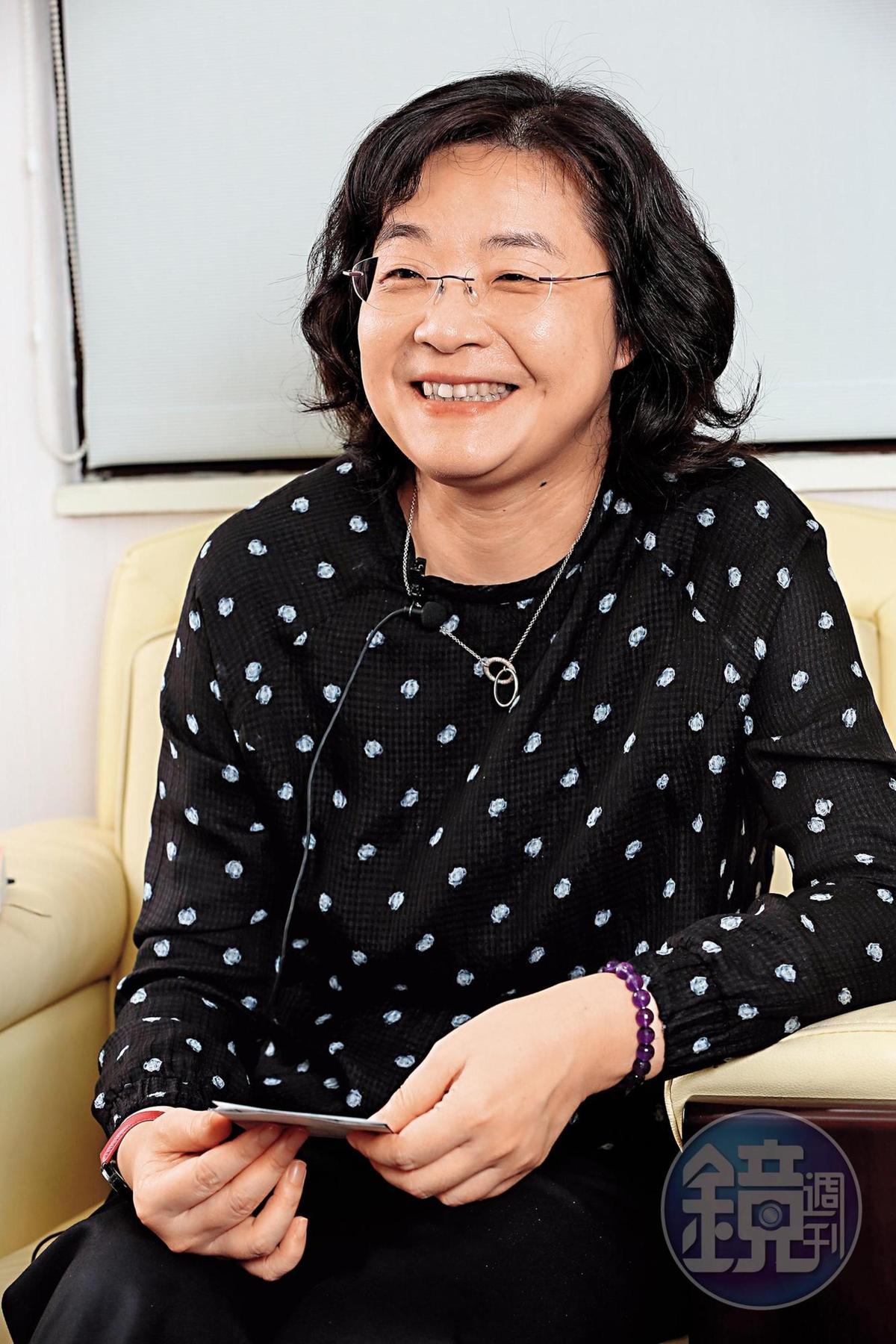 文化部影音局長徐宜君期待民眾對「世界音樂節@台灣」產生品牌認同,最終能由民間接手經營。
