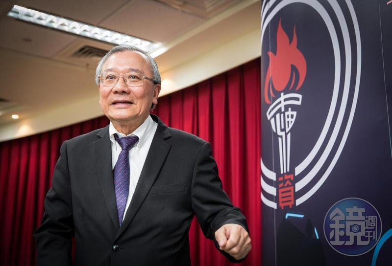 戴謙接任中油董座1年多,積極推動綠能轉型計畫。