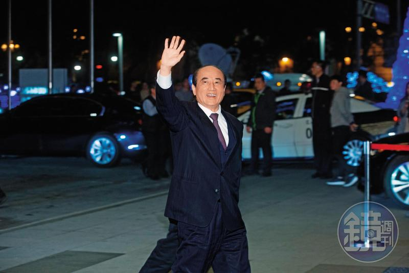 前立法院長、國民黨立委王金平預計月中發表新書,17日在故鄉高雄舉辦「辭歲‧感恩」餐會,為2020年參選暖身。