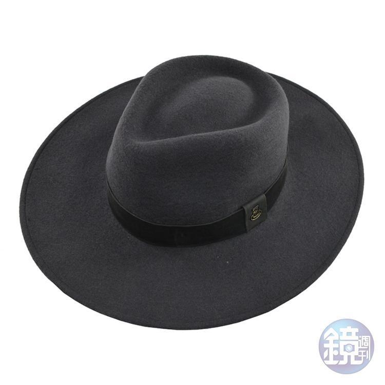 Ecua-Andino Hats毛呢紳士寬帽。NT$3,690