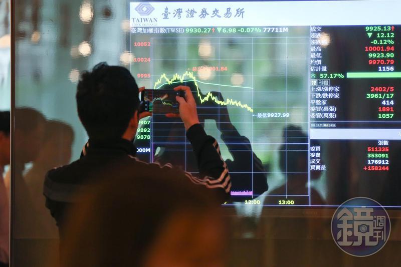 郭勝認為,今年股市受貿易戰影響難免動盪,配息率將是選股的重要參考。