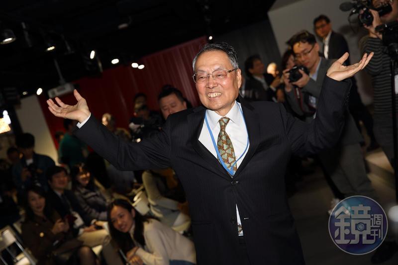 宏碁創辦人施振榮呼籲外界重視高齡化問題,提倡遊戲防老計畫。
