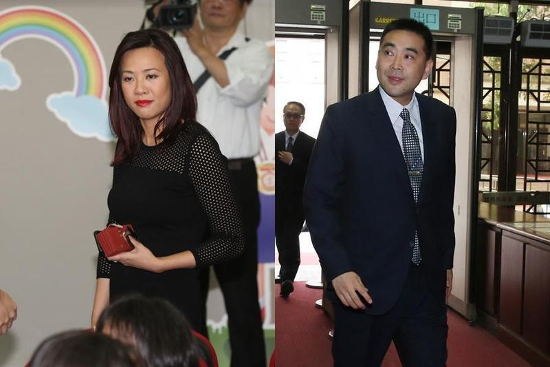 林知延和吳欣盈鬧婚變,高院判離。