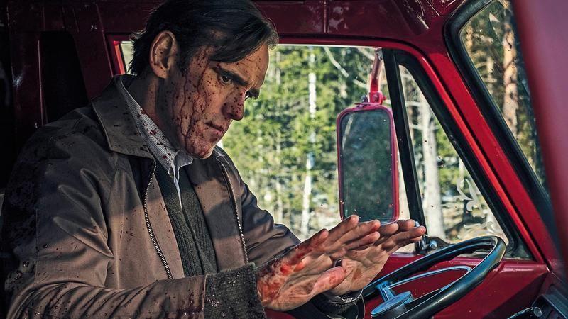 名導拉斯馮提爾睽違5年的最新作品《傑克蓋的房子》一刀未剪版本將於高雄電影館演出。(高雄電影館提供)