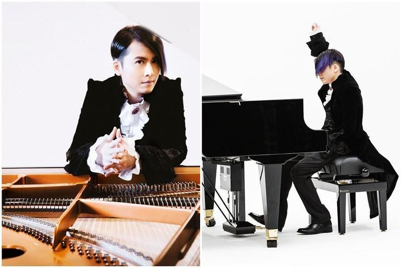 鋼琴才子V.K克曾參與過許多原聲帶製作、並入圍金曲獎最佳演奏錄音專輯獎。(小巨人音樂國際)
