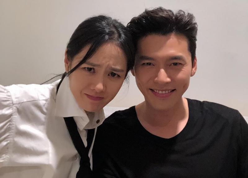 炫彬與孫藝真傳出在美國約會。(翻攝自孫藝真IG)