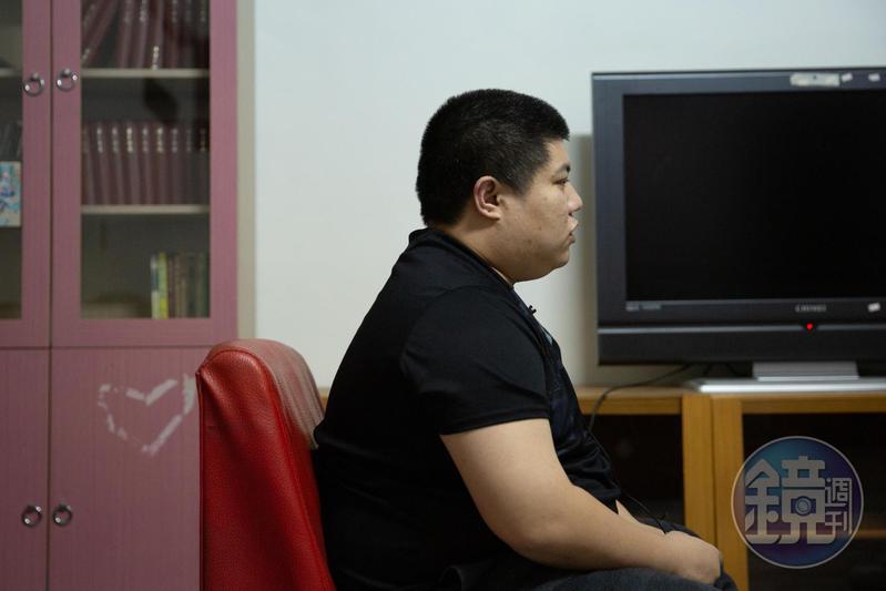 林韋劭現在正就讀晨曦會的門徒訓練中心,畢業後,應該也會直接進入晨曦會工作。