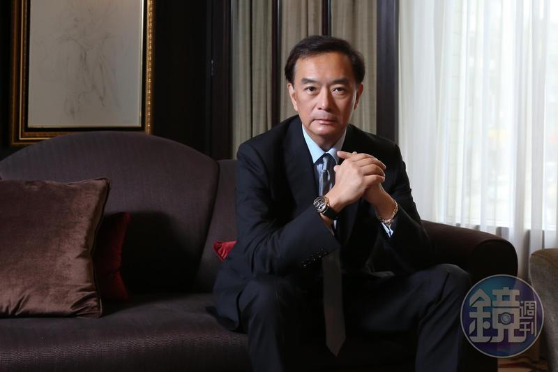 裕隆集團董事長嚴凱泰今低調下葬,完成身後事。