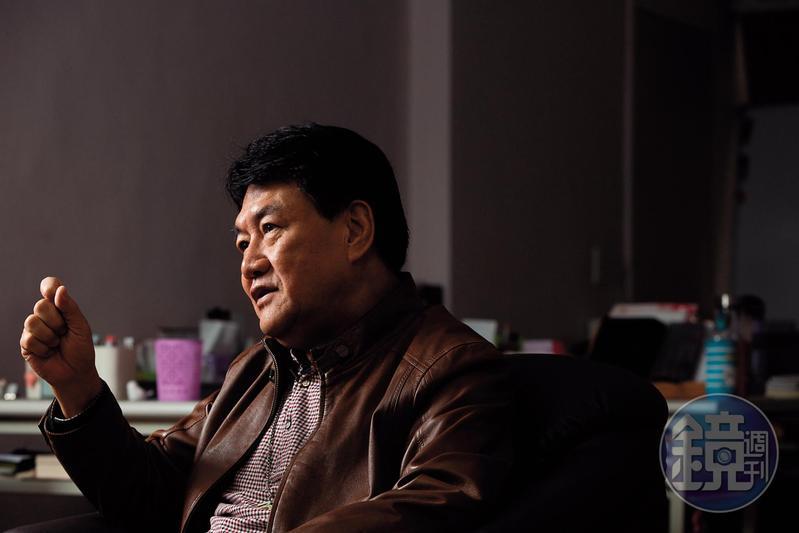 劉民和表示,戒毒者需要信心,讓他們能持續擁有盼望,而他宣教唯一的工具,就是自己的戒毒故事。
