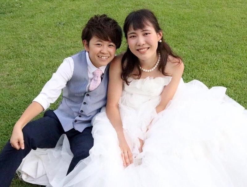 日本有一對女同志伴侶將環遊世界,並在25個同性婚姻獲得批准的國家拍攝婚紗照。(翻攝自loveislove.japan IG)