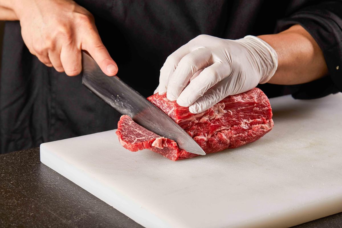 「和牛47」把最擅長的燒肉與日本傳統懷石料理做結合。(圖片由和牛47提供)