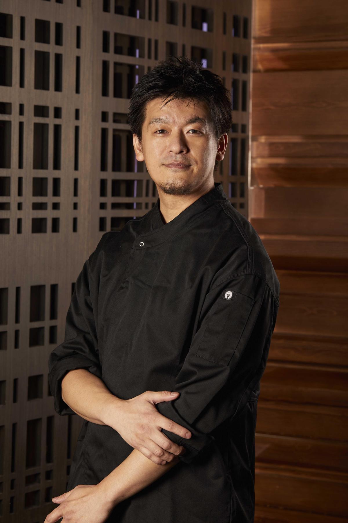 「和牛47」菜單由日籍總料理長鈴木俊寬設計 。(圖片由和牛47提供)