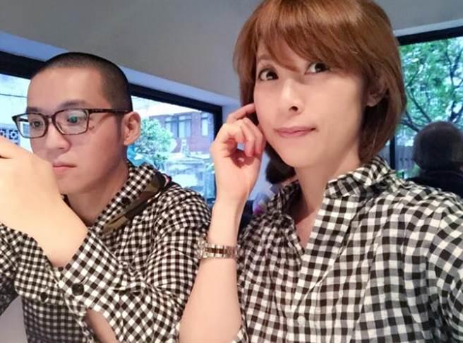 貴婦奈奈與丈夫、公公遭控捲款10億元潛逃國外。(翻攝自貴婦奈奈臉書)