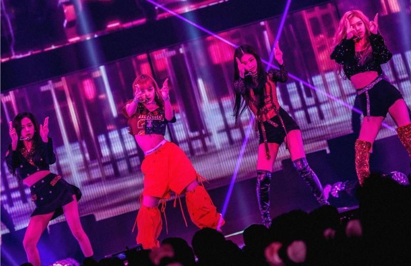 備受期待的女團BLACKPINK演唱會,將於本月20日開賣(Live Nation Taiwan提供)