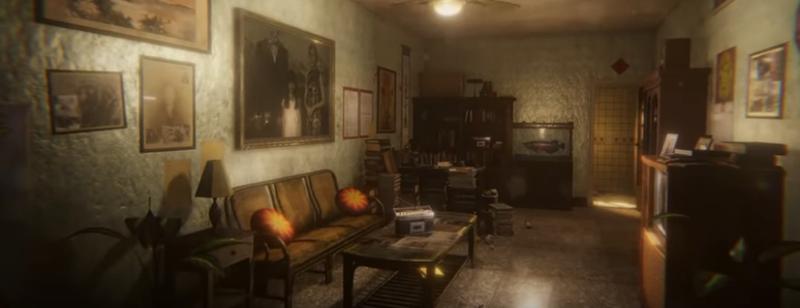 《還願DEVOTION》將於2月19日在Steam上線,赤燭遊戲也公布最新遊戲預告片。(圖:翻攝自還願遊戲預告片)