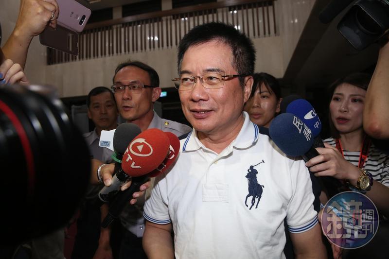 針對31歲「口譯哥」趙怡翔外派駐美代表處政治組長,前立委蔡正元表示,那國民黨的英文好的年輕人在哪?