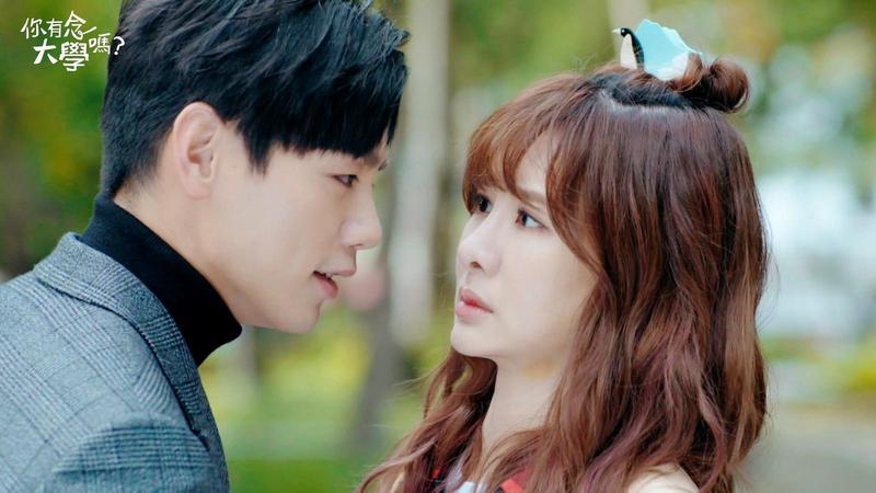 禾浩辰在劇中英雄救美,迸發觀眾少女心。