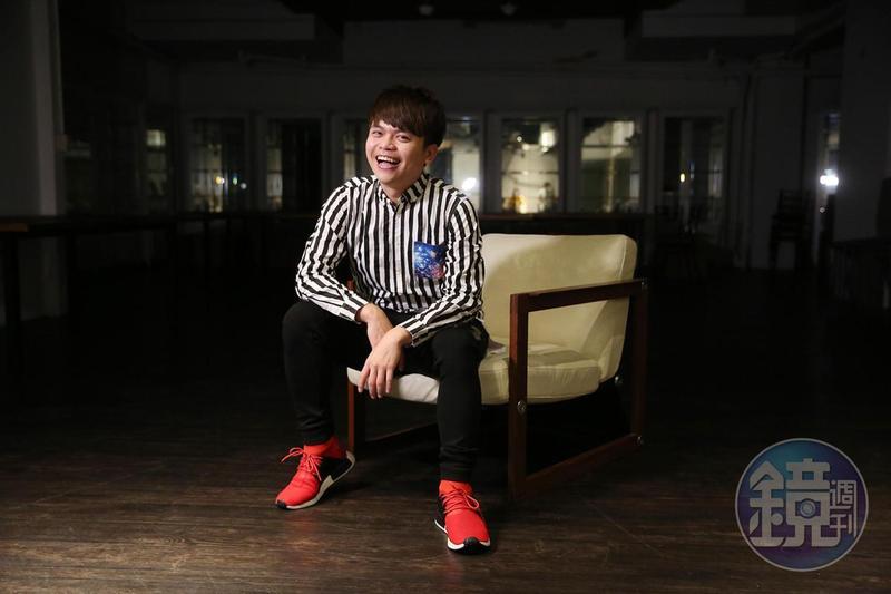 2008年出道的蔡阿嘎,經過十年人事更迭,他仍是台灣最紅的Youtuber之一。