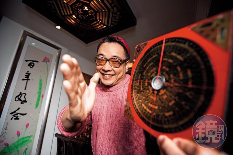 命理大師詹惟中表示2019年有機會否極泰來,是賺錢的好年冬。
