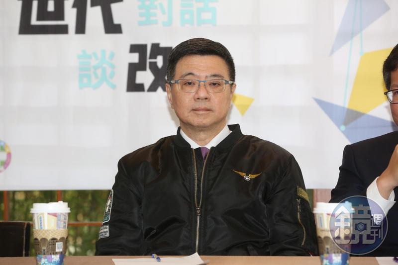 民進黨事發後發出聲明嚴正譴責暴力,黨主席卓榮泰也透過臉書聲援鄭麗君。(本刊資料照)
